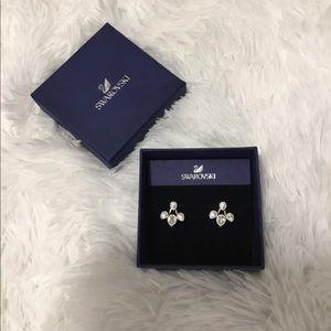 Swarovski Christie Jacket Earrings